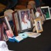 Photos and personal memorabilia of some of the Maine murder victims on display at the 2015 Maine Day of Remembrance for Murder Victims, hosted annually by the Maine Chapter, Parents of Murdered Children. Contributed photo taken by Deb Cunningham, POMC on September 25, 2015.