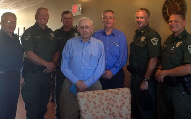 Retired Game Warden reminisces about life in the woods