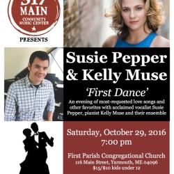 Susie Pepper & Kelly Muse