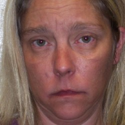 Roberta Blood-Kemp of Lovell faces 14 charges after escaping arrest in Fryeburg and speeding away before police apprehended her.