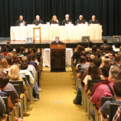 High court justices to convene in October in Orono, Newport, Cape Elizabeth schools