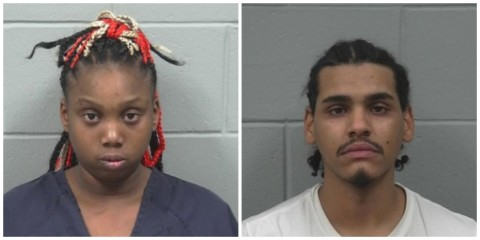Shawna Calhoun and Alvin Houston are each serving nine years in federal prison for their roles in transporting a person they intended to prostitute across state lines.