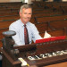 Mark Johnston has played the organ at Bunker Hill Baptist Church for 50 straight years.