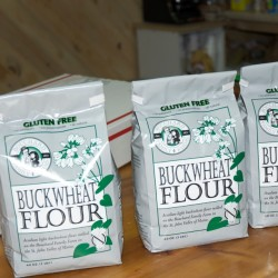 With more and more people looking for gluten-free options in cooking and baking, buckwheat from Bouchard Family Farms in Fort Kent is meeting a growing food niche.