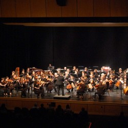 Southern Maine Symphony Orchestra, Robert Lehmann, conductor