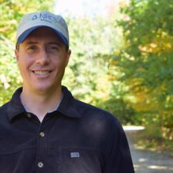 NRCS-Maine District Conservationist Jeremy Markuson