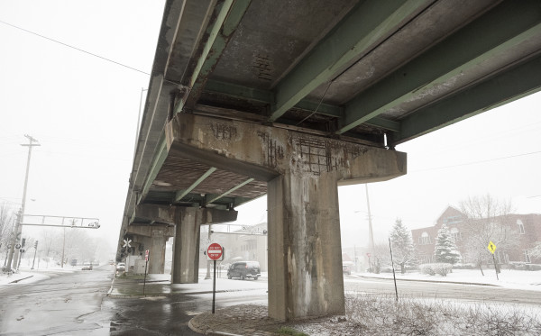 Route 1 Viaduct In Bath To Close, Forcing Detours Until Next Summer