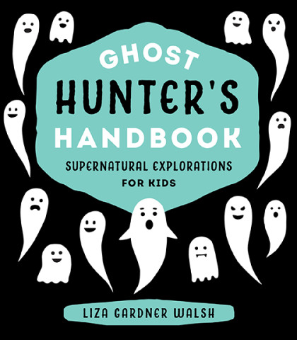 New book by Maine author explores ghost hunting for kids — Living