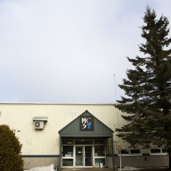 The Mid-Coast School of Technology can be seen in Rockland in this February 2016 file photo.