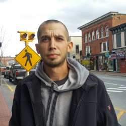 Joel Parker of Fairfield, who works in Skowhegan, said he usually votes Republican but is unsure whether he can vote for Donald Trump for president because he is concerned about what message Trump's election would send to the rest of the world. Skowhegan is among 2nd Congressional District towns that find themselves in the national spotlight this year because they are battlegrounds in the presidential race.