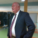 Brewer High School Principal David Wall, a 27-year school veteran in education, is pictured in 2012 on the night Brewer School Committee approved his contract.