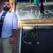 Owner Josh Moody stands outside Styxx, Portland's only gay nightclub, which will close on the first day of 2017 after decades of serving the local community.