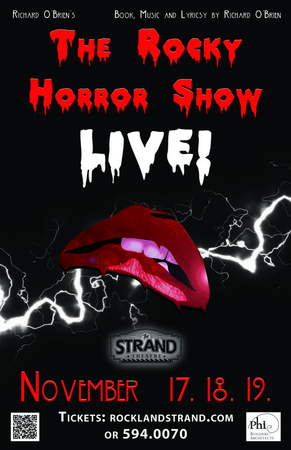 'The Rocky Horror Show LIVE!' at Strand in Rockland — User