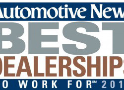 Patriot Subaru Earns 5th Consecutive Award