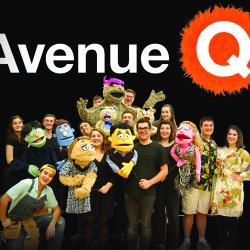 Avenue Q at USM Gorham Campus, October 28 - 30