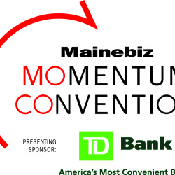 2016 Mainebiz Momentum Convention Logo