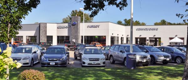 Subaru Dealers In Maine >> Patriot Subaru Of Saco Wins Cox Automotive Leader In