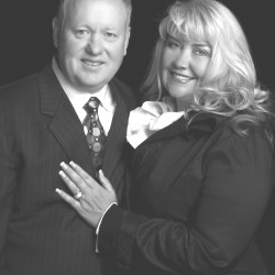Dr. Richard and Ronda Moore of Voice of Revival Ministries in Tampa, Florida.