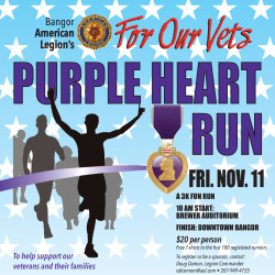 Purple Heart Run