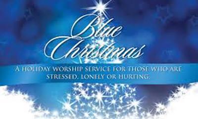 bdn - Blue Christmas Service