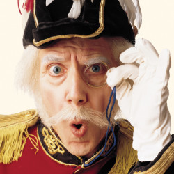 "Stephen Quint has played ""patter roles"" for the New York Gilbert and Sullivan Company for the past 30 years."