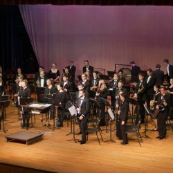 USM Concert Band Performs on November 20 in Gorham