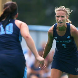 All-American field hockey player rebounds from disease, contributes for UMaine