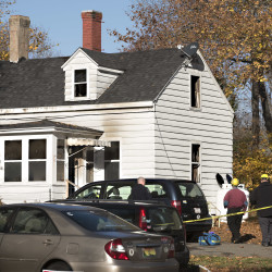 Officials Tuesday are investigating a fatal fire that happened on Bradbury Street in Old Town late Monday.