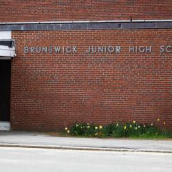 Brunswick Junior High School.