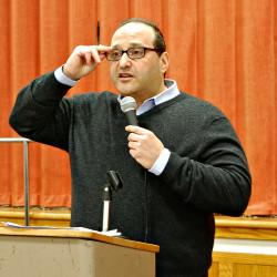 Bangor Councilor Joe Baldacci