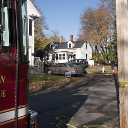 Officials Tuesday are investigating a fatal fire that happened on Bradbury Street in Old Town.