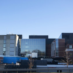 Eastern Maine Medical Center is seen Friday in Bangor.