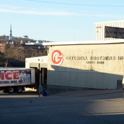 Getchell Bros. Inc. will be expanding ice production from the Union Street factory in Brewer seen here on Friday to a Bangor site.