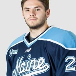 Simplicity key to productive night for UMaine hockey's freshman line