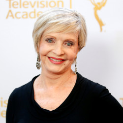Actress Florence Henderson poses at the Television Academy's Performers Peer Group cocktail reception to celebrate the 66th Primetime Emmy Awards in Beverly Hills, California, July 28, 2014.