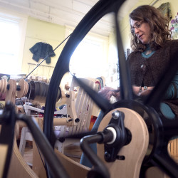Maine's fiber future: Textile innovations lead the way