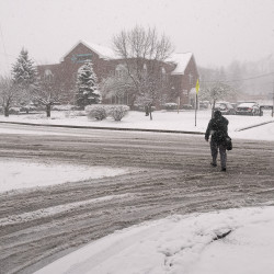Almanac editor and Maine meteorologists agree — the snow will stick around