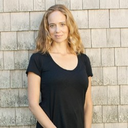 Caitlin Shetterly, author of &quotModified: GMOs and the Threat to Our Food, Our Land, Our Future.&quot