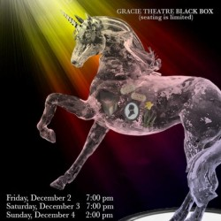 """""""The Glass Menagerie"""" is about a man's desire to leave home and the pressure of having to provide for his overbearing mother.  Show times are 7 p.m. on Friday, December 2 and Saturday, December 3. In addition, there will be a matinee performance at 2 p.m. on Sunday, December 4."""