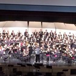 Camden Hills Regional HS Bands & Choirs