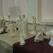 One of many Creche scenes to be displayed.