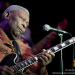 Chris Joles of Maine Music News captured this image of blues legend B. B. King during his performance at Bangor Waterfront Pavilion on September 3, 2011.  Joles and WKIT will be hosting an event, All Things Music, at the Bangor Public Library December 10th at 3:00 with concert images on display in the Stairwell Gallery during December.