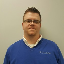U.S. Cellular has named Derek Simpson to retail store manager for the Brewer store located at 403 Wilson Street and the Ellsworth store located at 225 High Street.