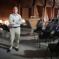 Rabbi Jared Saks of South Portland's Congregation Bet Ha'am said the sense in the Jewish community is that the rhetoric of Donald Trump's campaign and choice of Stephen Bannon as a chief adviser is a cause for concern.