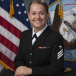 Navy Seaman Brianna Grindle