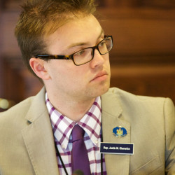Rep. Justin Chenette, D-Saco.