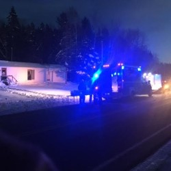 The Maine Drug Enforcement Agency has arrested three people following the discovery of a meth lab inside a home in Sherman. As part of an ongoing investigation into the illicit manufacturing of methamphetamine, MDEA's Aroostook County Task Force, assisted by the Aroostook County Sheriff's Office and US Border Patrol Agents, searched the mobile home at 130 Silver Ridge Road in Sherman Tuesday, Dec. 6, 2016. Found inside were materials consistent with the manufacture of methamphetamine and the MDEA lab response team was called to assist with evidence collection and clean-up.
