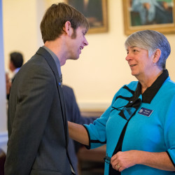 Janet Mills takes oath as Maine's first female AG