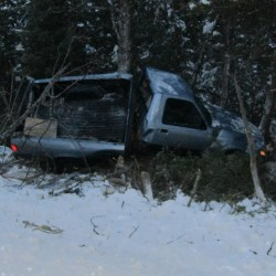Maine State Police are seeking the public's help to locate a sport utility vehicle that a Houlton man claimed contributed to an accident on Route 1 in Monticello on Thursday, Dec. 8, 2016.