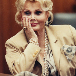 Zsa Zsa Gabor died Sunday at the age of 99.
